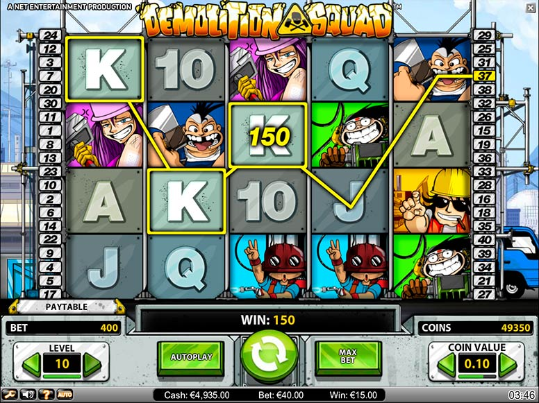 casino gratuit demo machine a sous