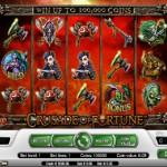 crusade of fortune machines à sous