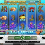 fishy fortune machines à sous