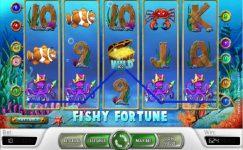 fishy fortune machines à sous