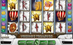 viking's treasure machines à sous