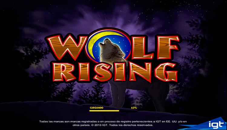 Lll Wolf Rising Jouer Gratuit Machine 224 Sous En Ligne