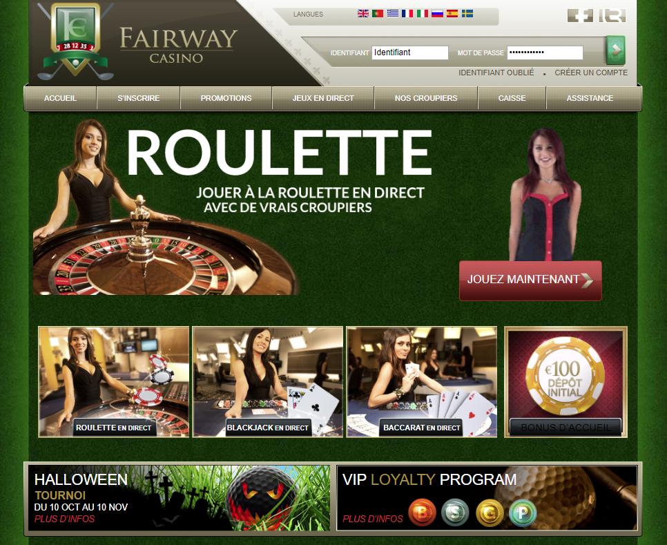 fairway casino