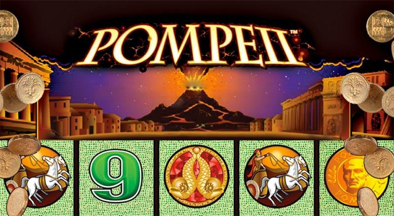 pompeii machine a sous gratuit en ligne sans téléchargement
