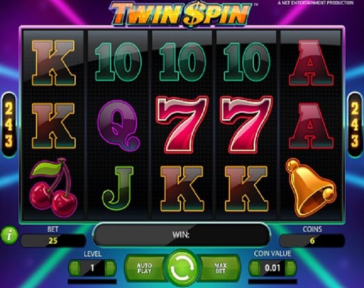 Slot machines gratis senza scaricare