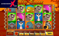 big game machine a sous gratuit sans inscription