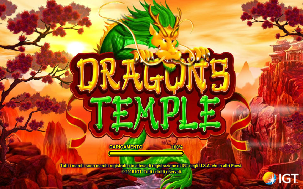 Dragon's Temple