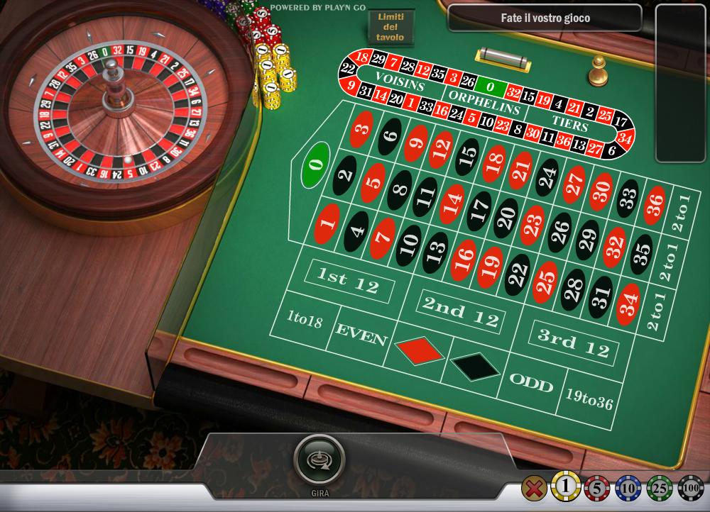 casino roulette anglaise en ligne sans telechargement