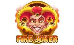 jeux bandit manchot fire joker