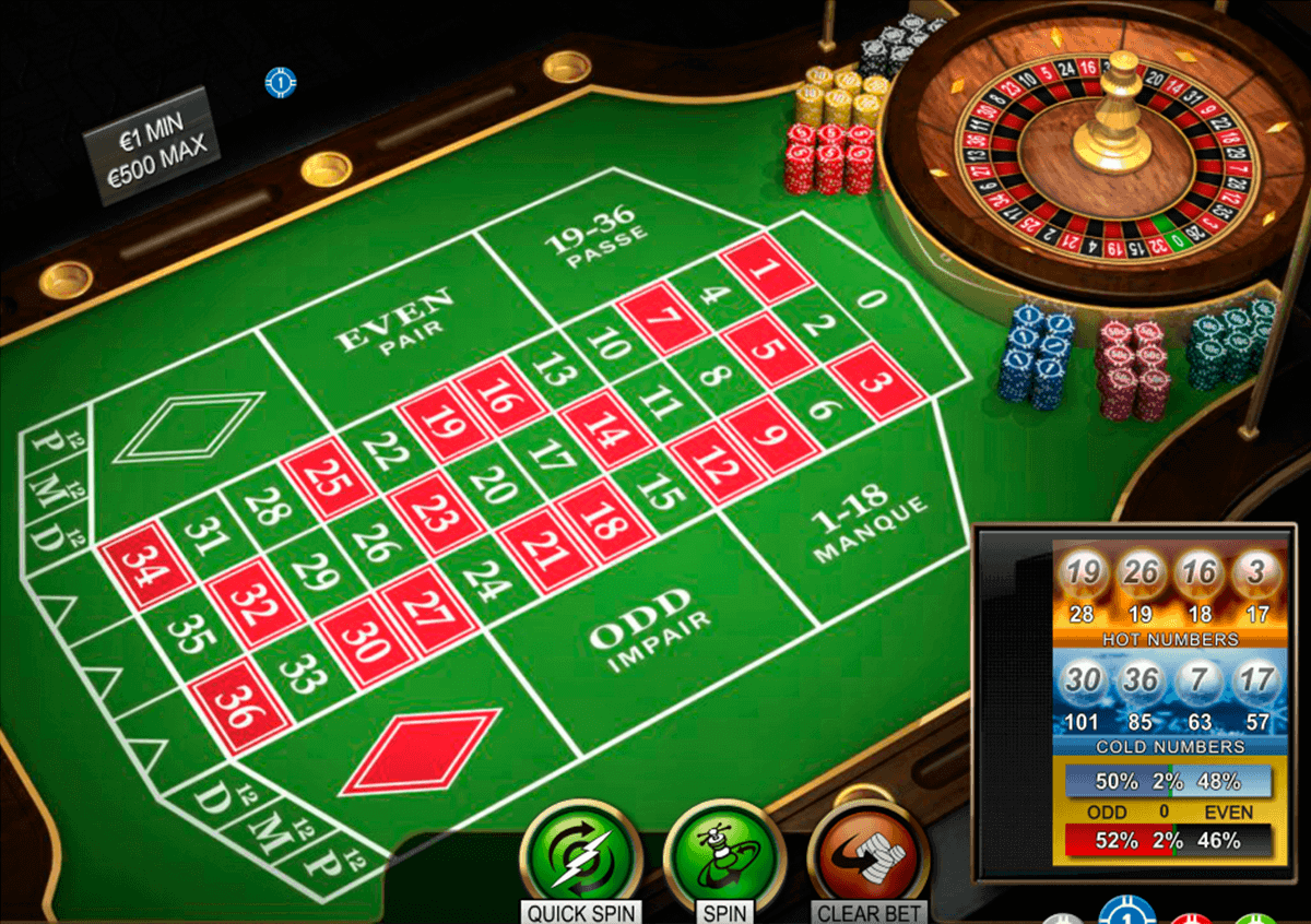 French Roulette Pro Series