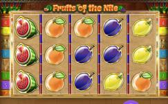 jeux sans inscription fruits of the nile
