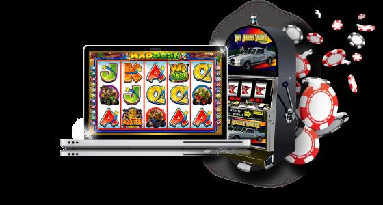 Jouer aux machines à sous en ligne