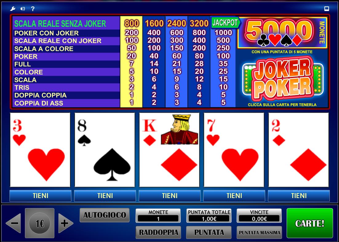 Poker Machine Gratuit Sans Telechargement