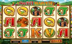 sweet harvest