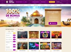 wild sultan casino en ligne