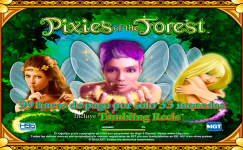 jeux machine a sous gratuit pixies of the forest