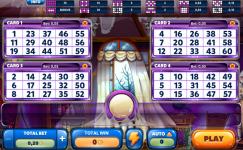 haunted house bingo