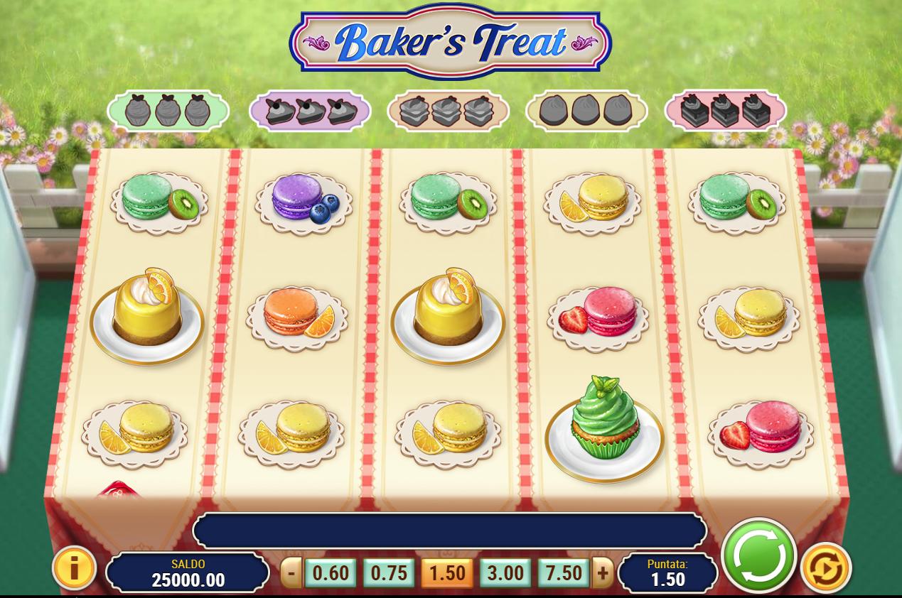 Baker's Treat