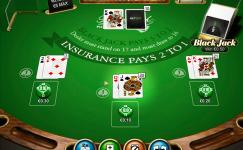 blackjack pro low roller