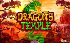 jeux sans inscription dragon's temple