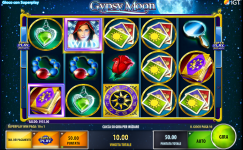 gypsy moon machine a sous gratuite sans telechargement