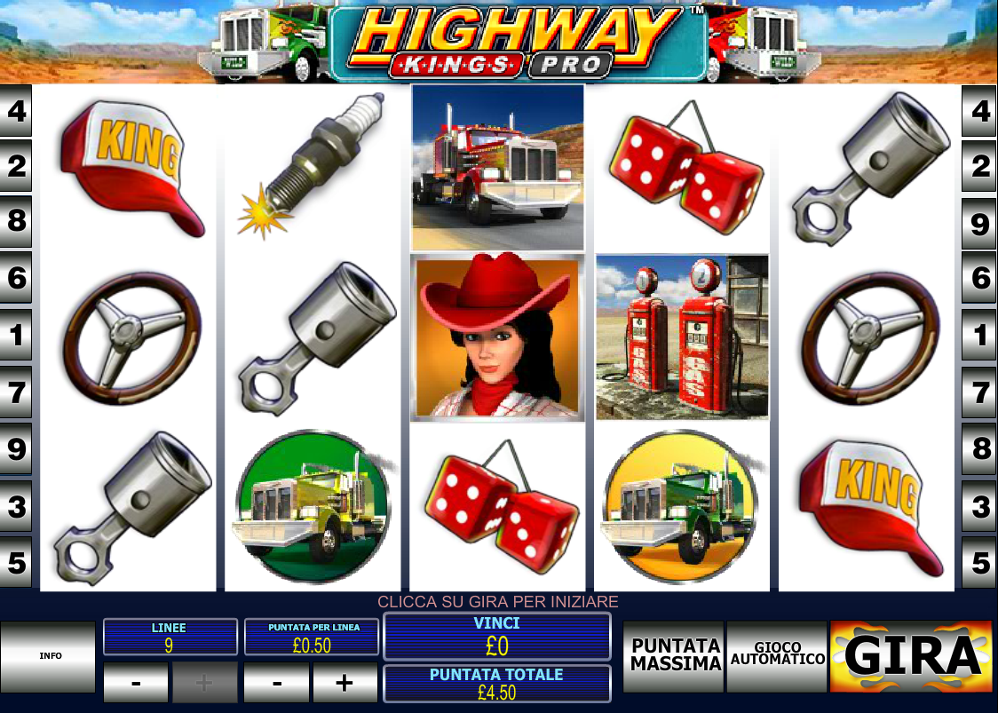 Highway Kings Pro