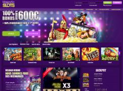 majestic slots casino en ligne