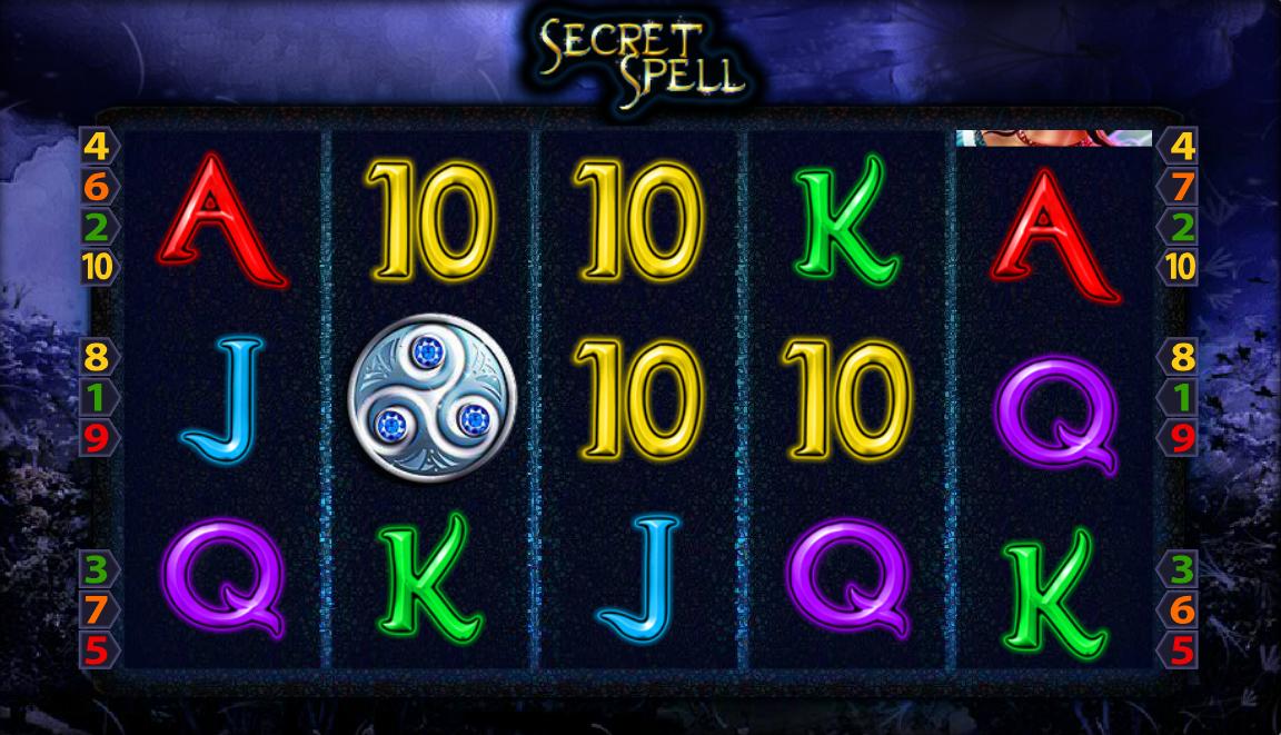 Secret Spell