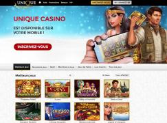 unique casino en ligne