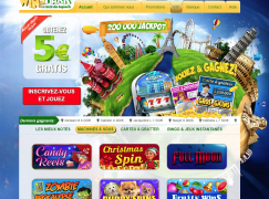 winspark casino en ligne